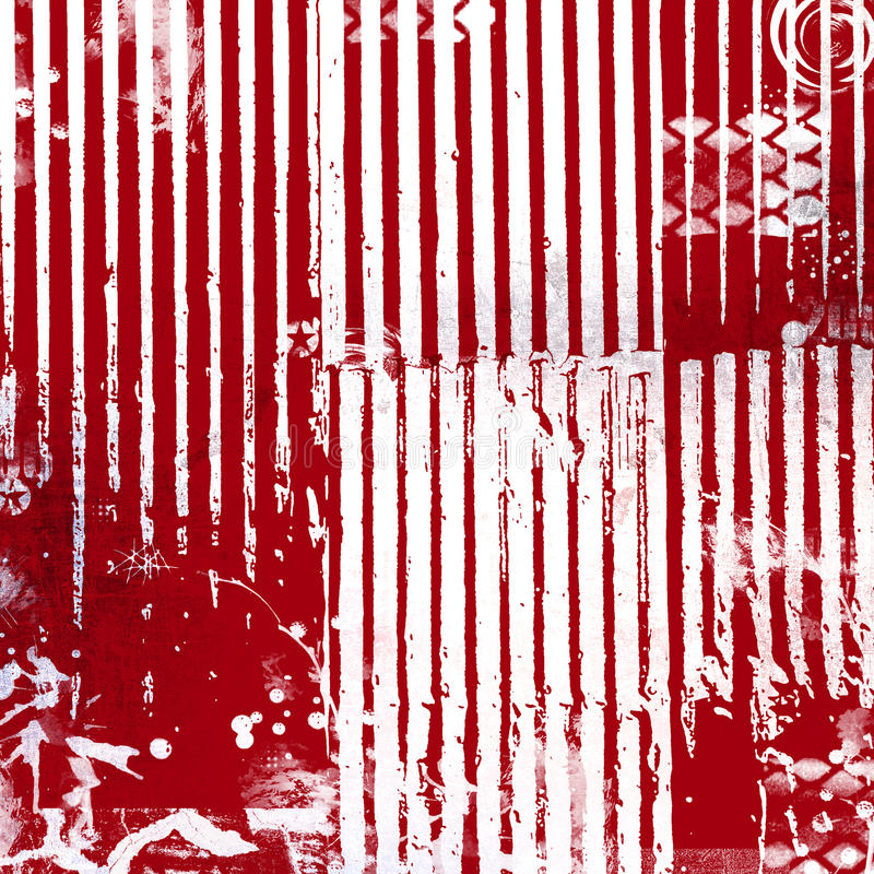 grunge рождества предпосылки иллюстрация штока