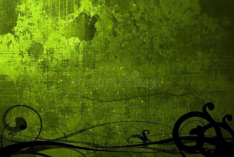 grunge фасонируемое предпосылкой старое иллюстрация вектора