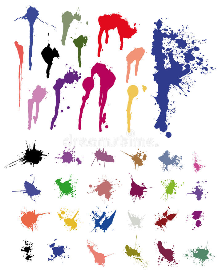 Grunge libre illustration