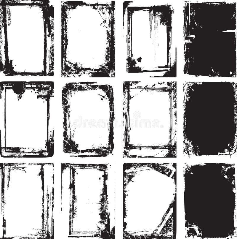 Download Grunge 3 De Fond De Vecteur Illustration de Vecteur - Illustration du conception, texture: 8651563