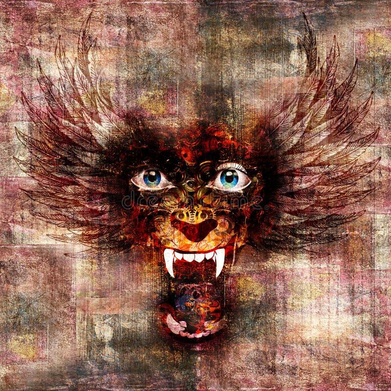 Download Grunge стоковое изображение. изображение насчитывающей окрик - 40584129