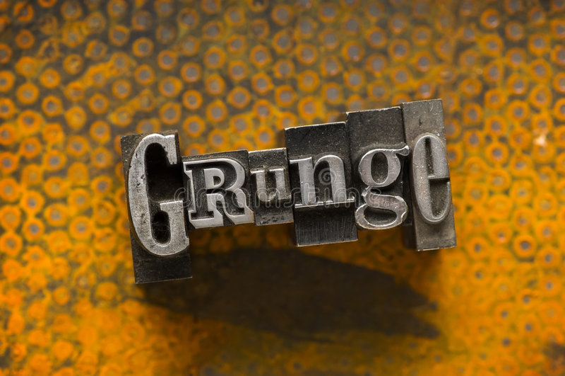 Grunge royalty-vrije stock afbeelding