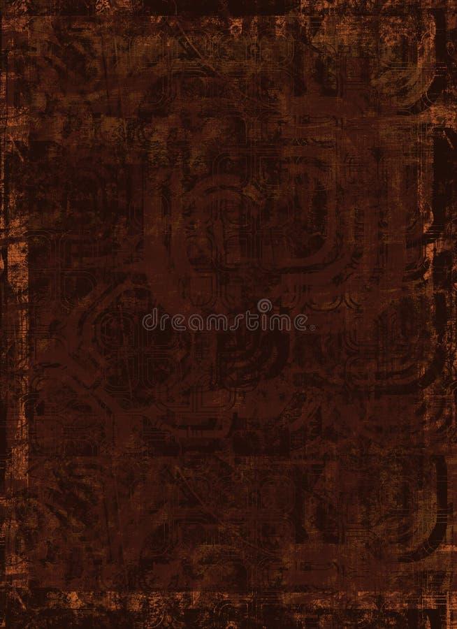 Grunge royalty-vrije illustratie