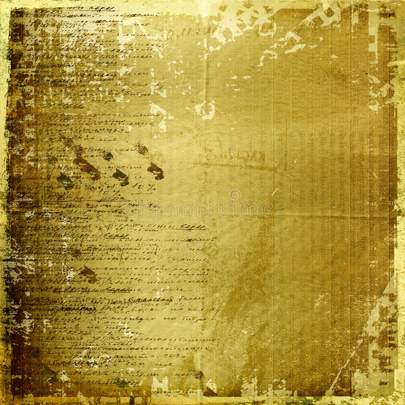 Grunge Abstract Background Stock Photography