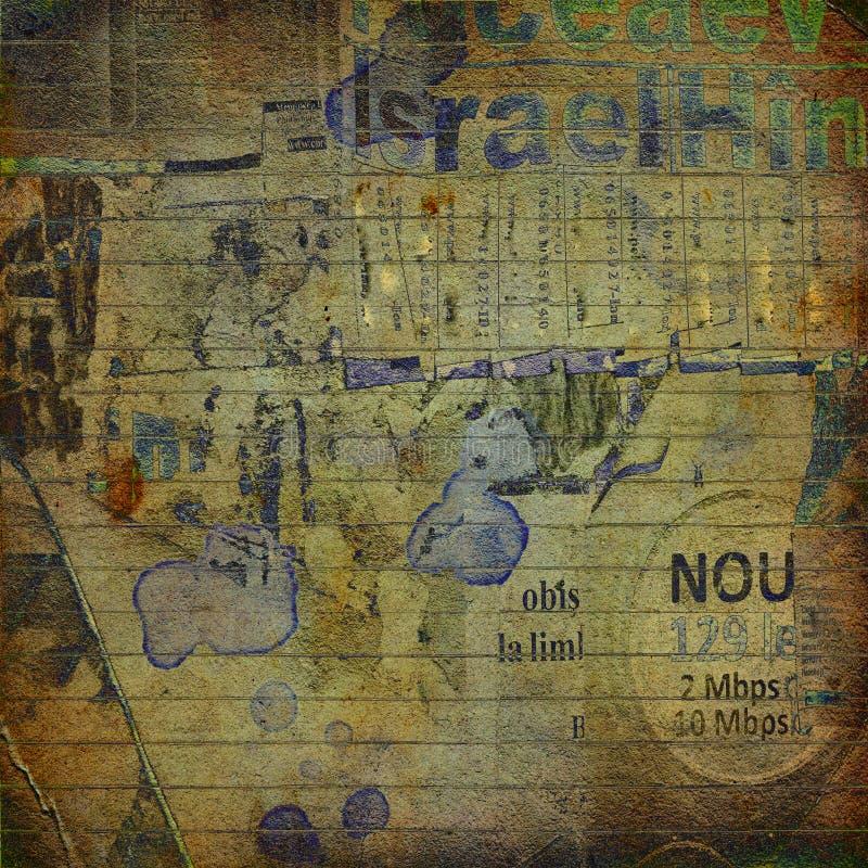 Download Grunge abstract background stock illustration. Illustration of handwrite - 25532591
