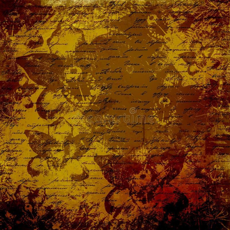 Download Grunge abstract background stock illustration. Image of illustration - 28114488