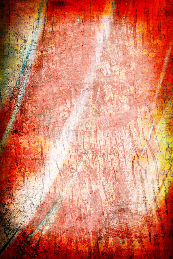 Grunge abstract red background royalty free stock photography