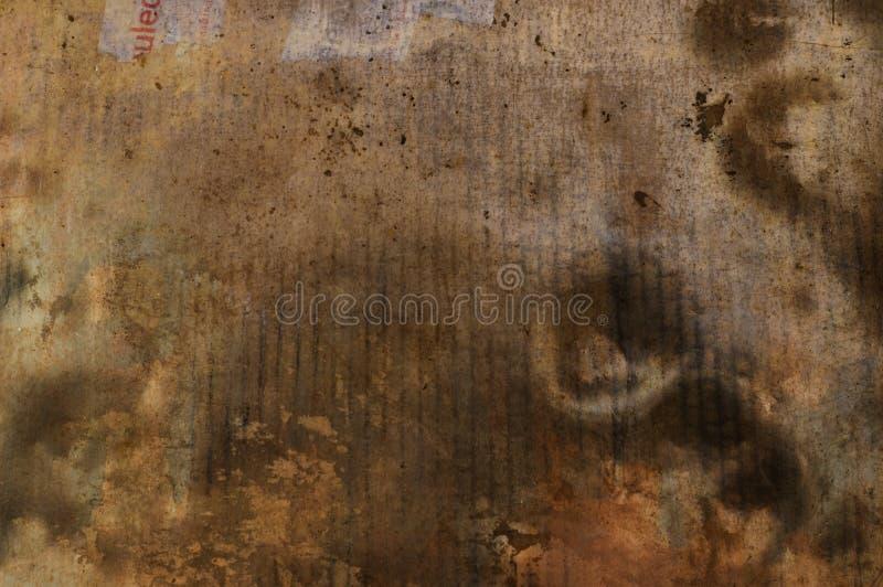 Grunge abstrakter Hintergrund lizenzfreie stockfotografie