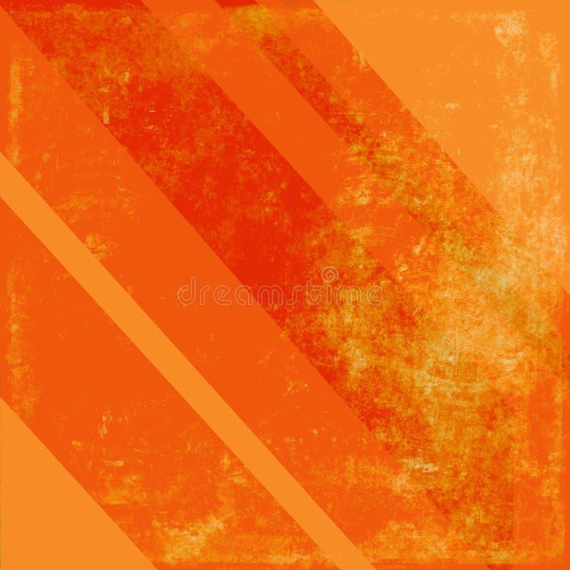 Grunge afligiu o contexto ilustração do vetor