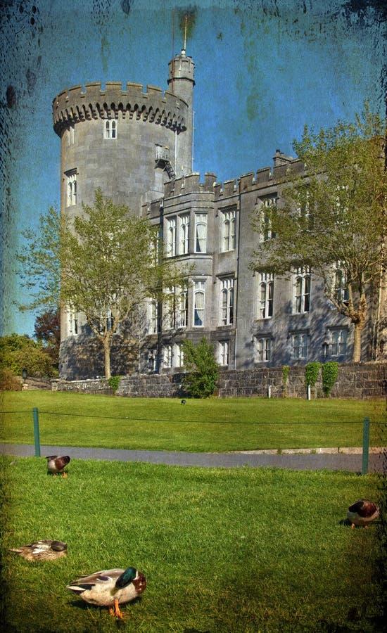 Download Grunge Ancient Irish Castle On West Coast Ireland Stock Photo - Image: 15652262