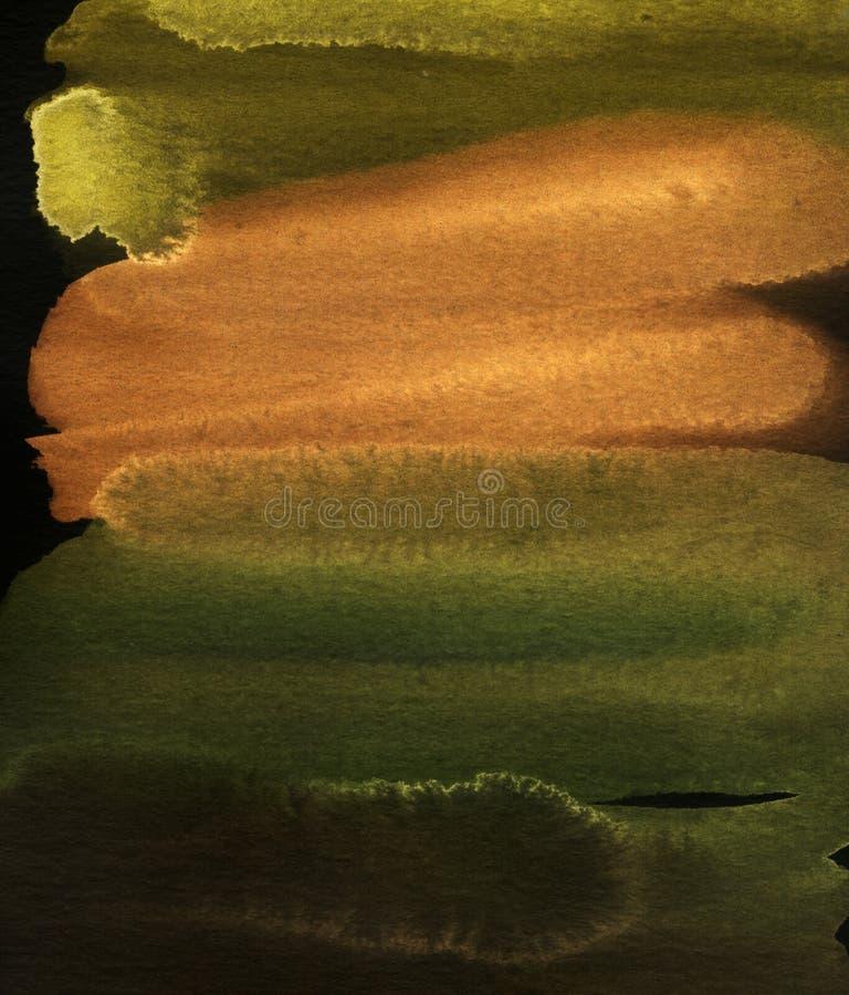 Grunge Aquarell-Beschaffenheit stock abbildung