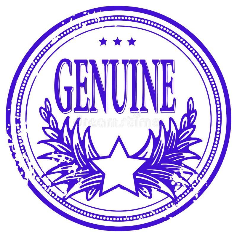 grunge atramentu pieczątka royalty ilustracja