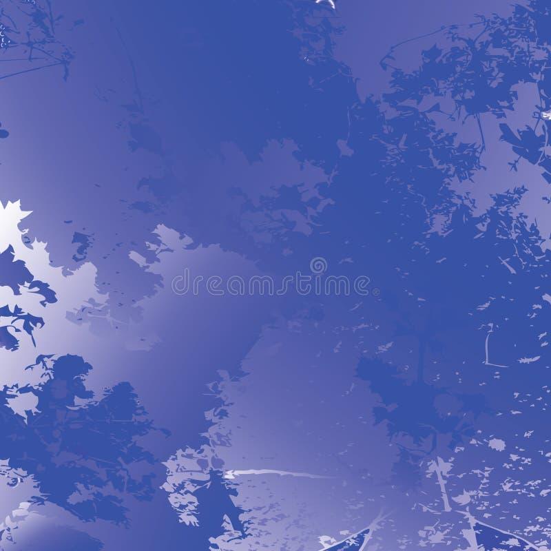 grunge atramentu tekstura ilustracja wektor