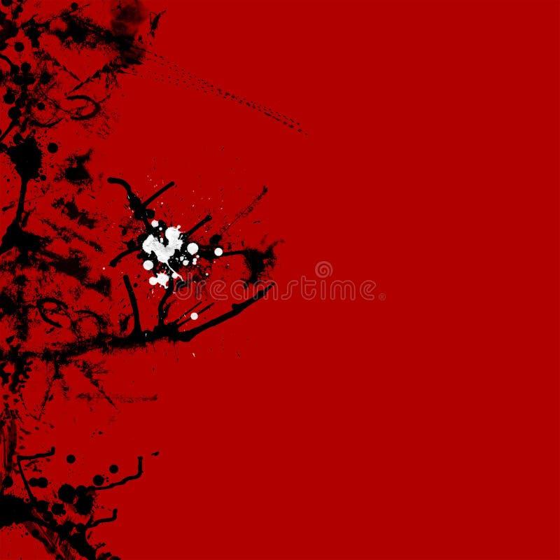 Grunge backgorund stock illustration