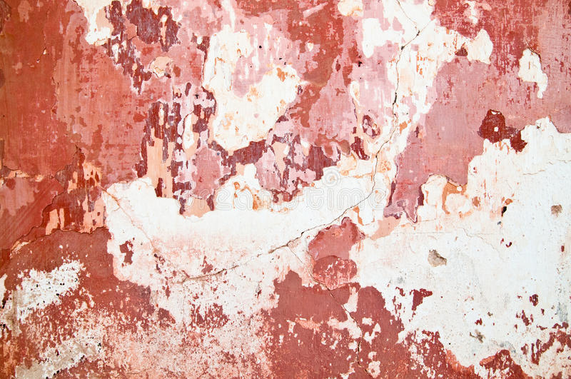 Grunge Background. Grungy cracked textured wall, ideal as background stock photo