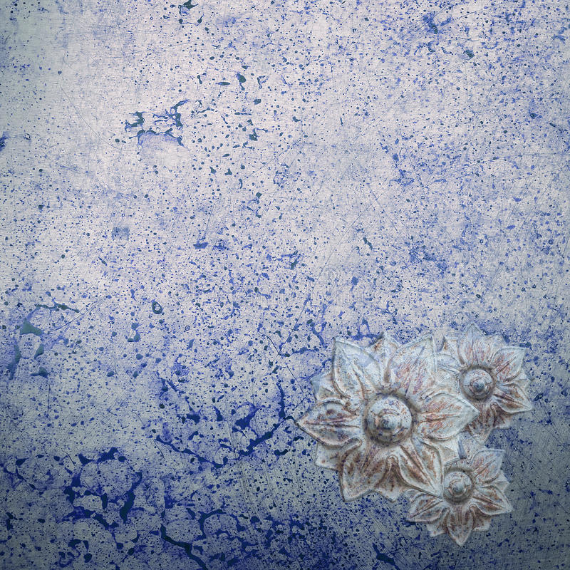 Download Grunge Background stock image. Image of blue, iron, graphics - 12244001