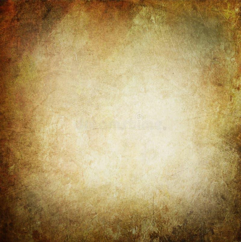Grunge Background. Beautiful Grunge Background.Sepia toned royalty free illustration