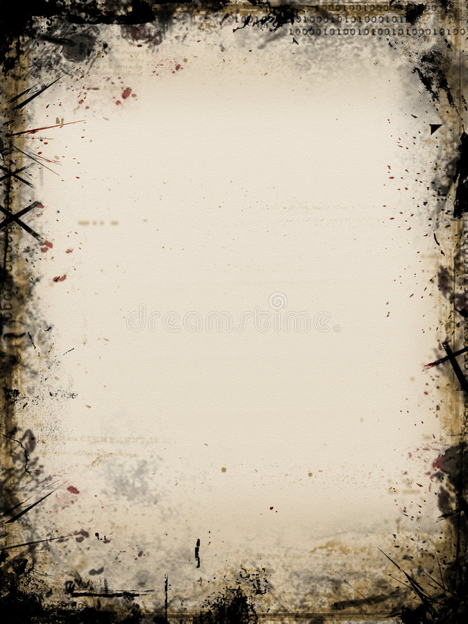 Grunge background stock illustration