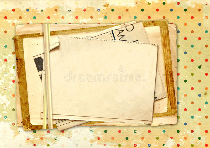 Download Grunge background stock image. Image of worn, empty, memory - 26629619