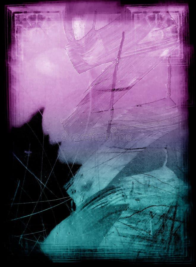 Grunge background vector illustration