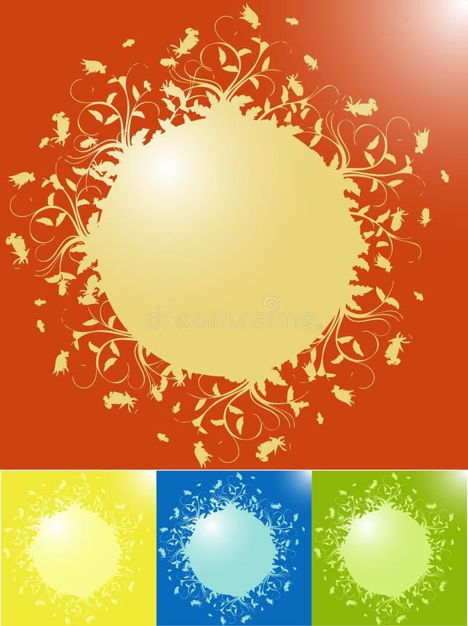 Download GRUNGE BACKGROUND stock illustration. Image of rays, retro - 3725070