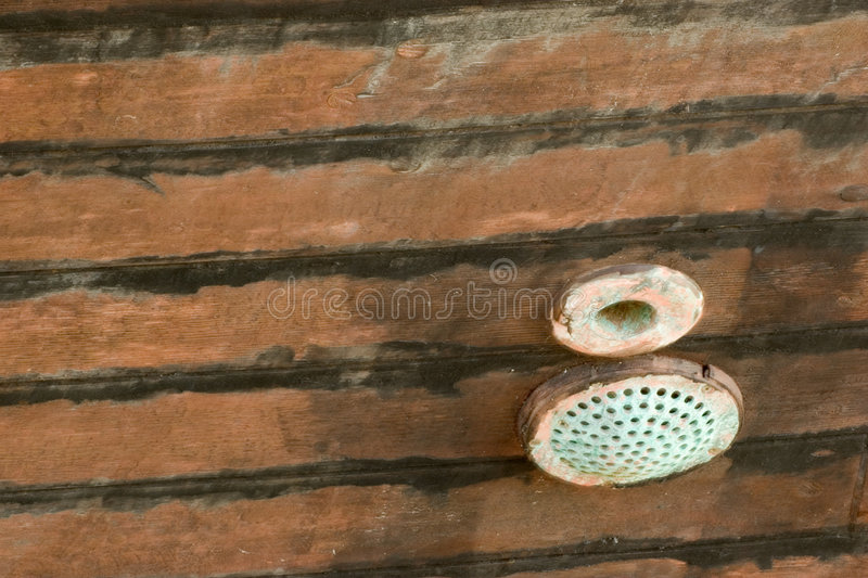 Download Grunge Background 41: Wooden Ship's Hull Stock Image - Image: 505885