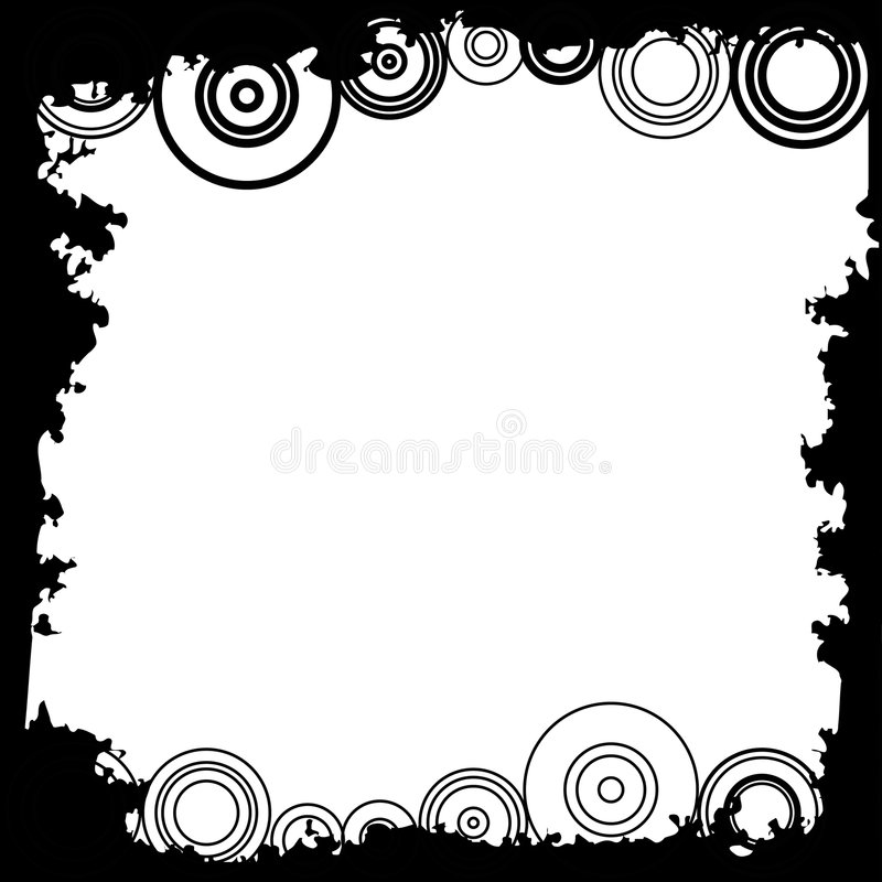 Download Grunge background stock vector. Illustration of aging, circle - 459271