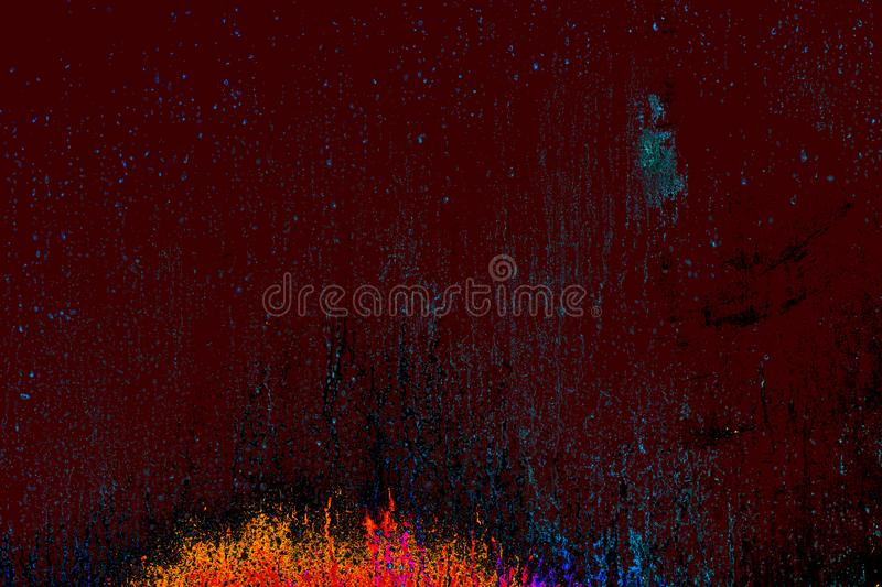 Grunge background abstract color wallpaper for design.  stock photos
