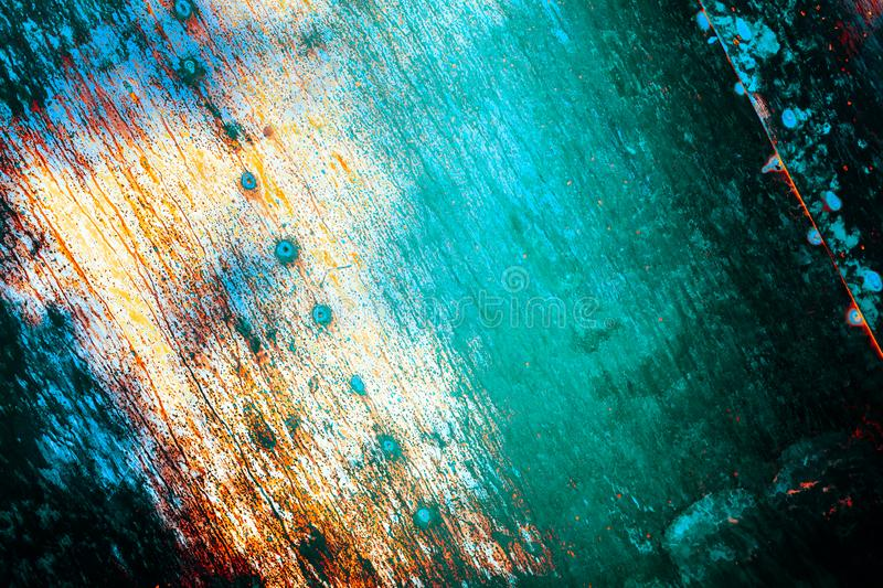 Grunge background abstract color wallpaper for design.  royalty free stock photography