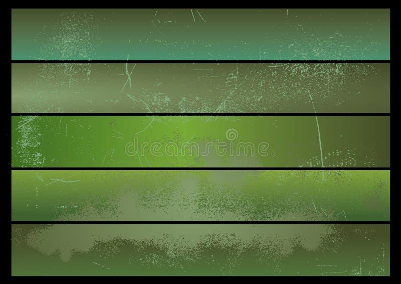Download Grunge Background Banner stock vector. Illustration of effect - 10508570
