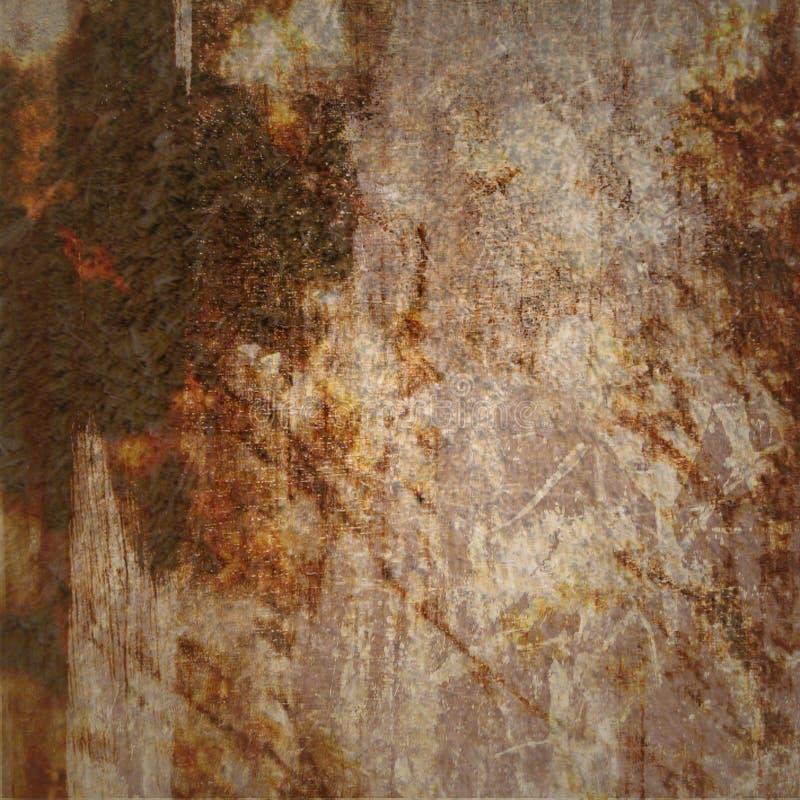 Download Grunge Background With Brown Marks Stock Illustration - Illustration: 11866910