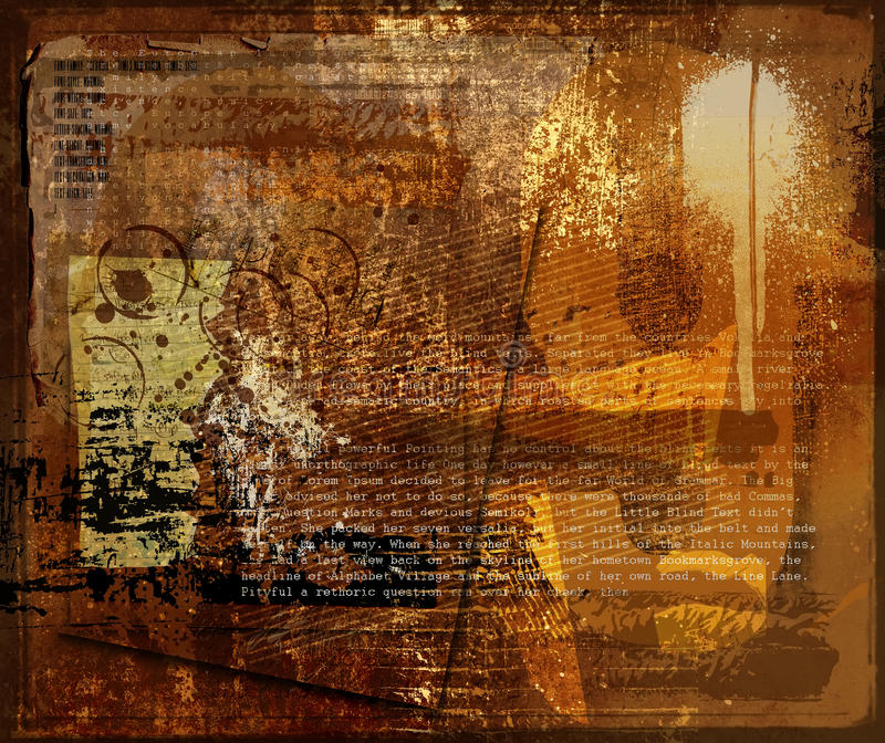 Grunge background design vector illustration