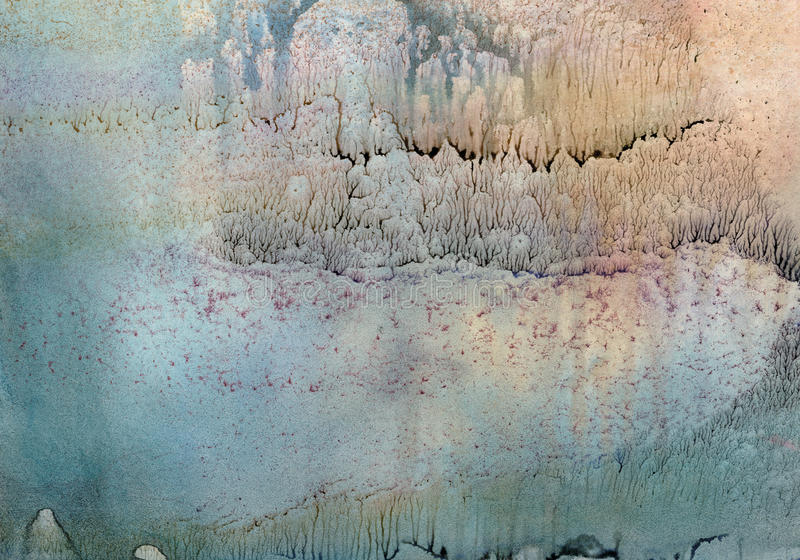 Download Grunge Background With Drips Stock Image - Image: 10306237