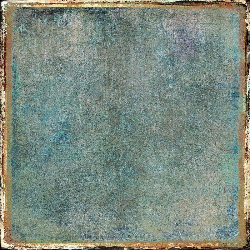 Grunge background with frame stock images