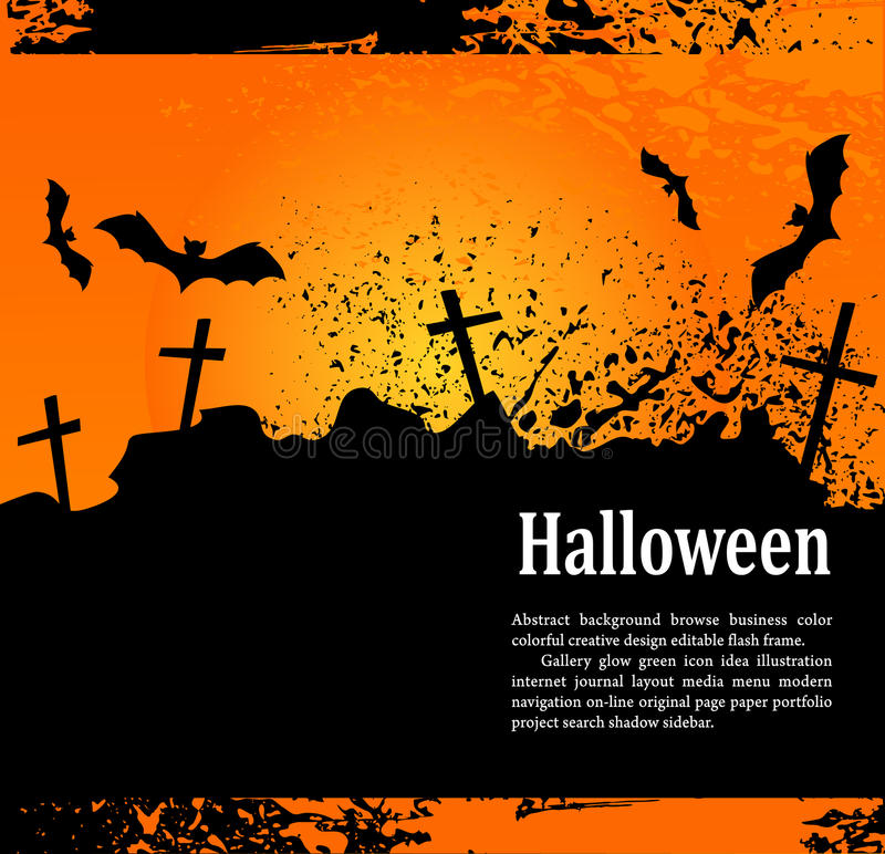 Download Grunge Background For Holiday Heluin, With Crosses Royalty Free Stock Image - Image: 21035296