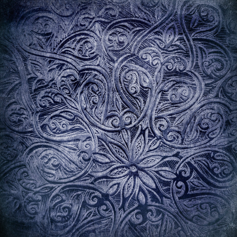 Grunge background with oriental ornaments stock photos