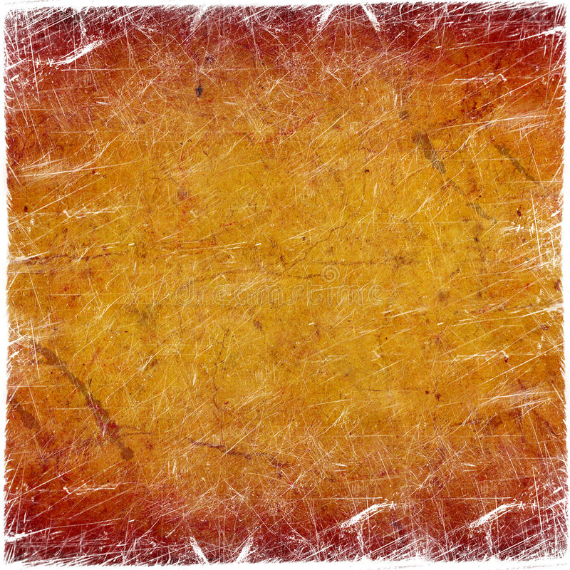 Grunge Background With Scratches Royalty Free Stock Image