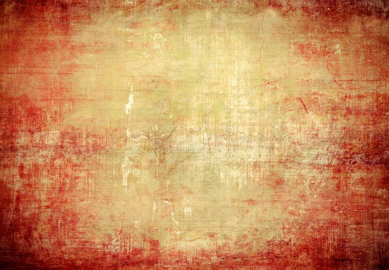 Grunge background with space for text or image stock illustration
