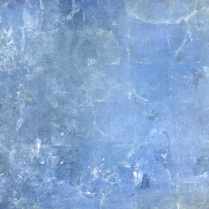 Grunge background with space for text or image. Blue grunge background with space for text or image royalty free illustration