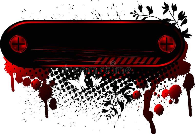 Download Grunge Background Vector Desig Stock Vector - Image: 5252564