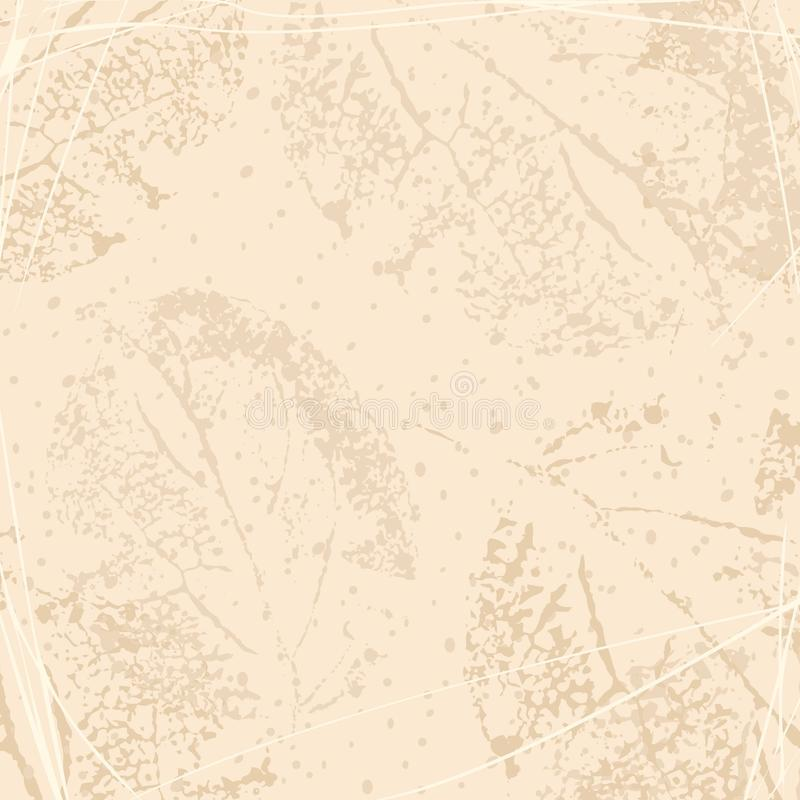 Download Grunge background stock vector. Image of paper, brown - 31943979