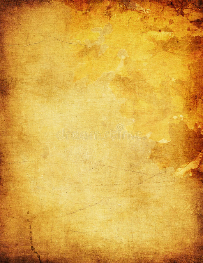 Free Grunge Background With Autumn Leaves Royalty Free Stock Images - 6723219
