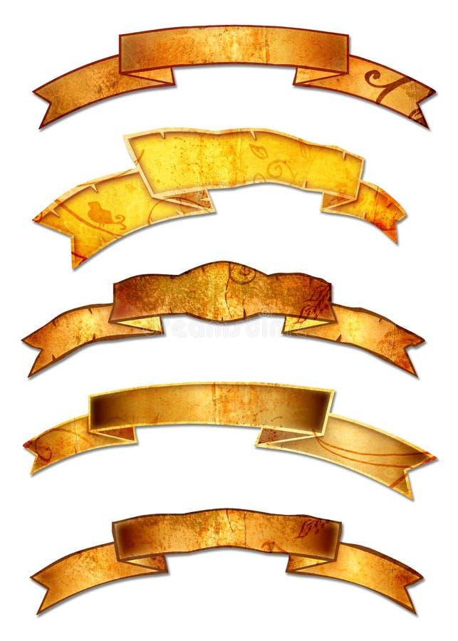 Download Grunge Banner Designs Royalty Free Stock Image - Image: 2650896