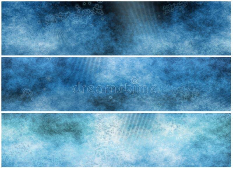 Download Grunge Banners or Headers stock illustration. Illustration of site - 8623727