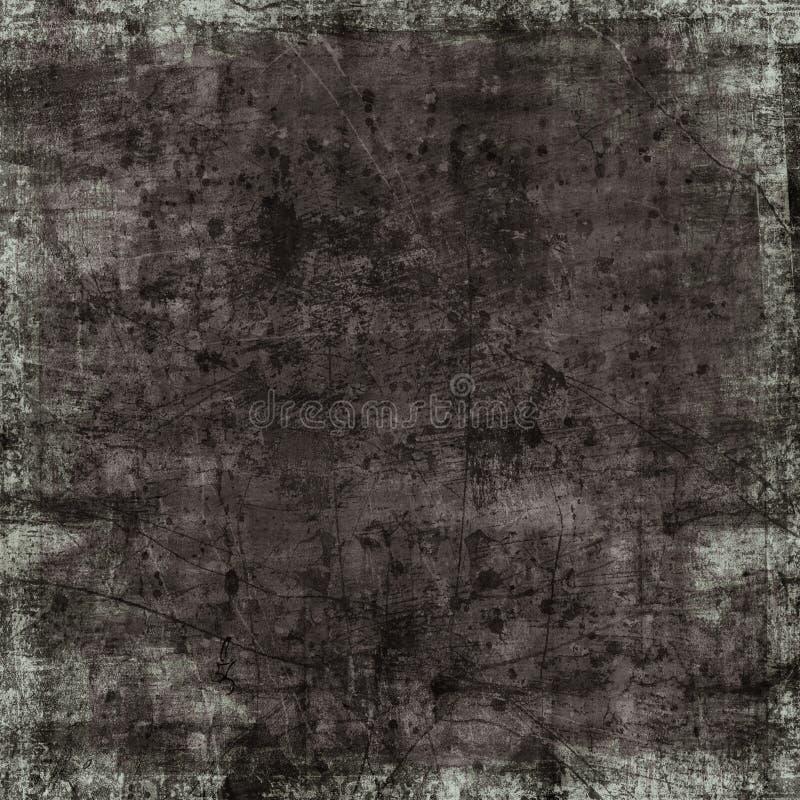 Grunge Beschaffenheit gemaltes Hintergrund-Schablonentestblatt lizenzfreies stockfoto