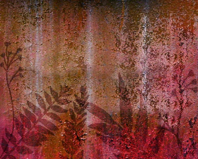 Grunge Beschaffenheits-Hintergrund stockfoto