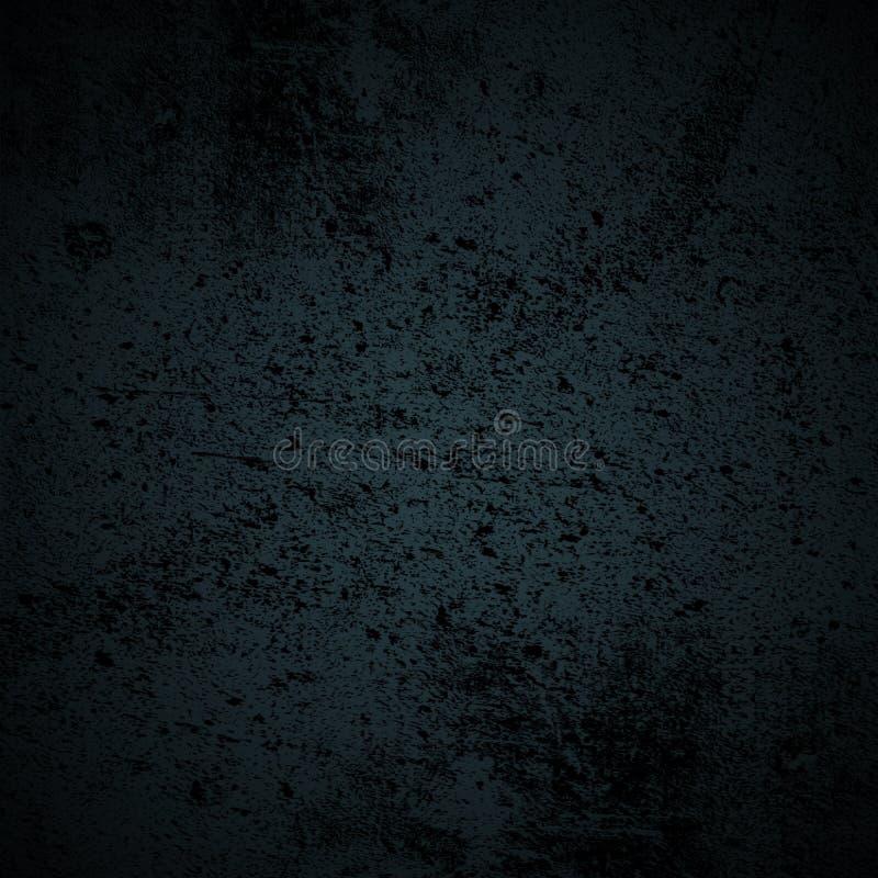 Grunge Black and Blue Background royalty free stock image