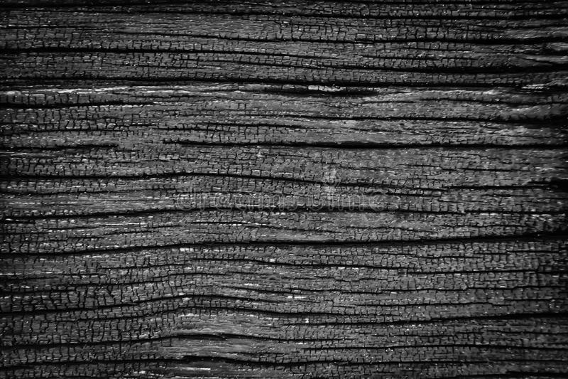 Grunge black and gray wood texture pattern art background stock images