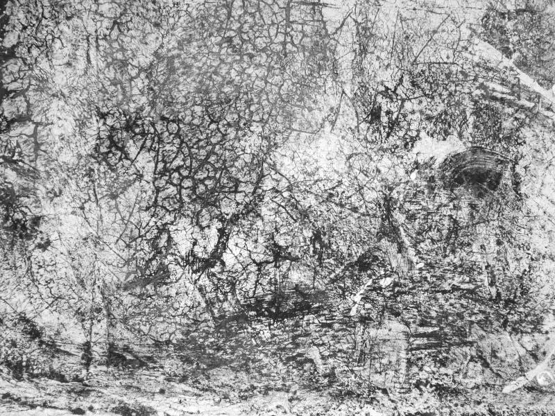 Grunge black and white background stock image