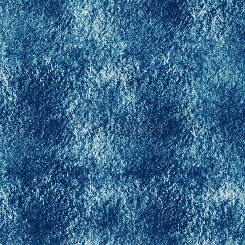 Grunge Blue z czarnym abstrakcyjnym tłem teksturowanym fotografia royalty free
